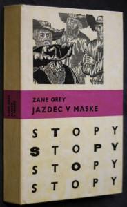 náhled knihy - Jazdec v maske