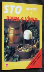 náhled knihy - Sto receptů s pivem a vínem