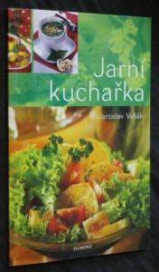 náhled knihy - Jarní kuchařka