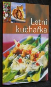 náhled knihy - Letní kuchařka