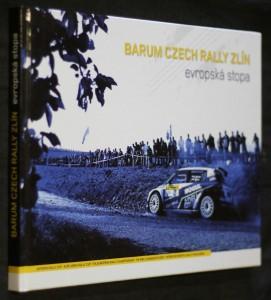 náhled knihy - Barum Czech Rally Zlín : evropská stopa