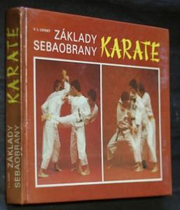 náhled knihy - Základy sebaobrany karate