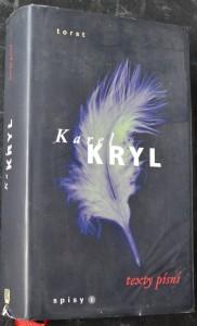 náhled knihy - Spisy I: Texty písní