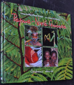 náhled knihy - Papua - Nová Guinea