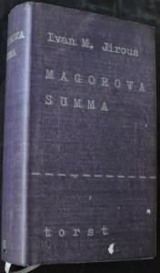 náhled knihy - Magorova summa