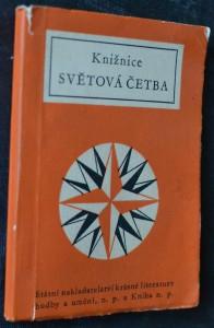 náhled knihy - Sto svazků knižnice Světová četba : [Katalog]