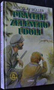 náhled knihy - Přátelé Zeleného údolí