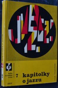 náhled knihy - Kapitolky o jazzu