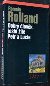 náhled knihy - Dobrý člověk ještě žije ; Petr a Lucie