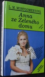 náhled knihy - Anna ze Zeleného domu : román pro dívky