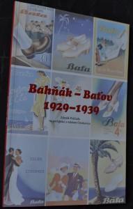 náhled knihy - Bahňák - Baťov : 1929-1939