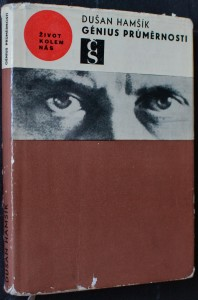 náhled knihy - Génius průměrnosti : nová fakta a pohledy na Hitlerův konec