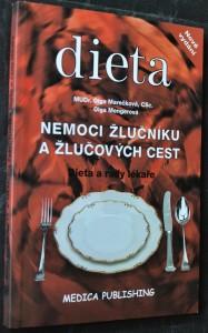 náhled knihy - Nemoci žlučníku a žlučových cest : dieta a rady lékaře
