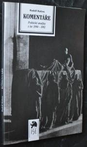 náhled knihy - Komentáře : politické analýzy z let 1990 - 1992