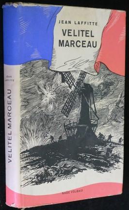náhled knihy - Velitel Marceau