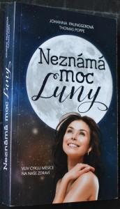 náhled knihy - Neznámá moc Luny : vliv cyklu Měsíce na lidské zdraví