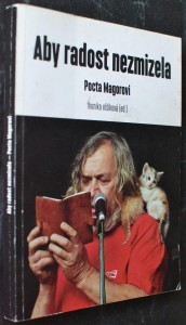 náhled knihy - Aby radost nezmizela : pocta Magorovi