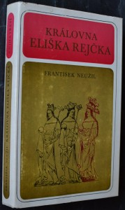 náhled knihy - Královna Eliška Rejčka