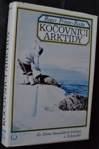 náhled knihy - Kočovníci Arktidy : ze života kanadských Indiánů a Eskymáků