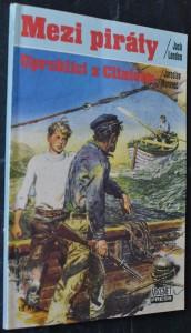 náhled knihy - Mezi piráty
