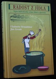 náhled knihy - Radost z jídla : nejen makrobiotika očima lékaře a pacienta