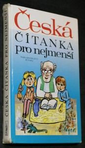 náhled knihy - Česká čítanka pro nejmenší