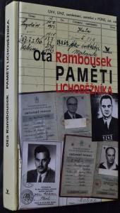 náhled knihy - Paměti lichoběžníka : paměti agenta-chodce
