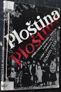 náhled knihy - Ploština : příběh o lidech statečných a zbabělých, o životě a smrti, o zlobě a plamenech