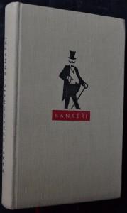 náhled knihy - Bankéři