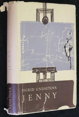 náhled knihy - Jenny