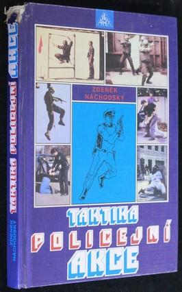 náhled knihy - Taktika policejní akce