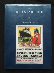 náhled knihy - The Red Star Line (A4, Ocpl, 152 s., čb foto, repro, tab.)