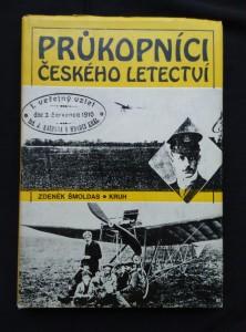 náhled knihy - Průkopníci českého letectví (A4, Ocpl, 240 s., obr. příl.)