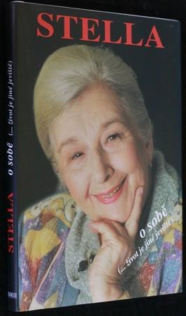 náhled knihy - Stella o sobě, (--život je jiné jeviště)