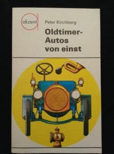 náhled knihy - Oldtimer Autos von einst (Obr, 128 s., bar. il. H. Schleef)