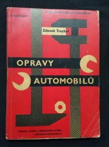 náhled knihy - Opravy automobilů (Obr, 336 s., ilustr., tab.)