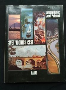 náhled knihy - Svět vodních cest (A4, Ocpl,240 s., il a foto)