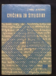 náhled knihy - Cvičenia zo štylistiky (lam., 268 s.)