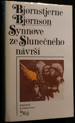 náhled knihy - Synnove ze Slunečného návrší