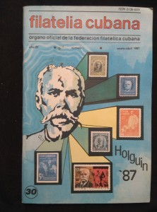 náhled knihy - Filatelia cubana (Obr., 56 s.)