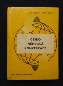 náhled knihy - Česko-německá konverzace (lam., 392 s.)