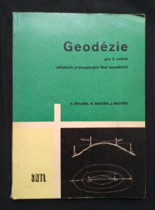 náhled knihy - Geodézie pro 3. ročník SPŠ Stavebních (Obr,112 s.)