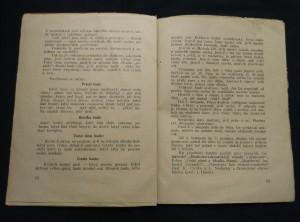 antikvární kniha Lidová pranostika (Obr, 32 s.), 1924