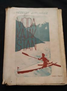 náhled knihy - Voda kajak stan (Obr, 190 s., foto)