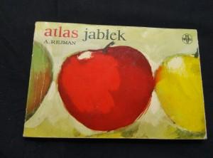 náhled knihy - Atlas jablek (Obr, 96 s., bar il., polsky)