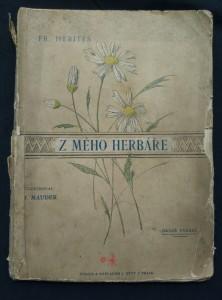 náhled knihy - Z mého herbáře (Obr, 110 s., il. J. Mauder)