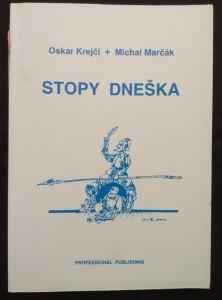 náhled knihy - Stopy dneška (Obr, 144 s.)
