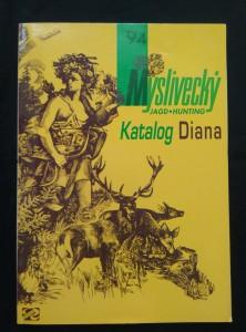 náhled knihy - Myslivecký katalog Diana (Obr, 96 s., čj., angl, něm.)