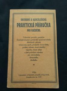náhled knihy - Obchodní a kancelářská příručka pro každého - zákony, sazby, výpočty atd. (Obr,  128 s.)