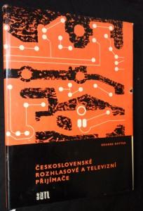náhled knihy - Československé rozhlasové a televizní přijímače